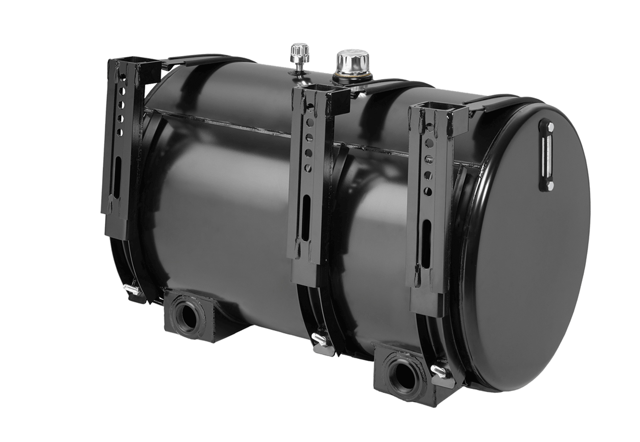 Steel Saddlemount - 75 Gallon Hydraulic Tanks