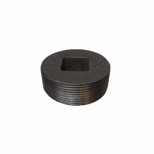 Steel Port Plug - 2 NPT Porting Components